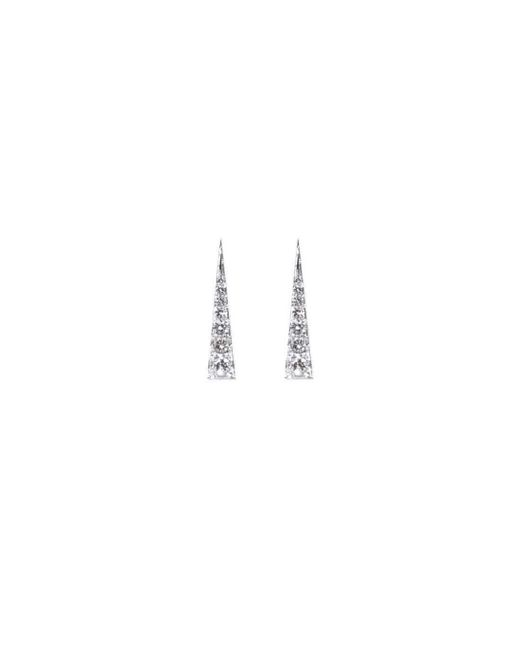 Daou Jewellery - Multicolor Spark Earrings - Diamond - Lyst