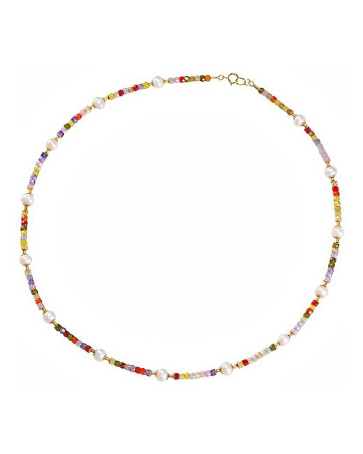 Regenz | Multicolor Flash Light Necklace | Lyst
