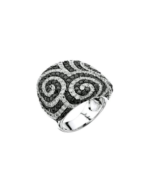 Pinomanna - Metallic Optical Collection Ring - Lyst