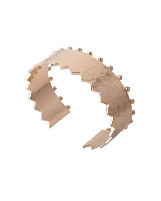 Murkani Jewellery - Multicolor Revolution Rose Gold Cuff - Lyst