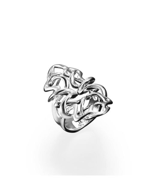 Its Silver - Multicolor Ring Belize - Lyst