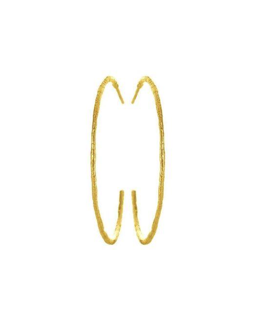 Susan Wheeler Design - Multicolor Skinny Hoops - Lyst