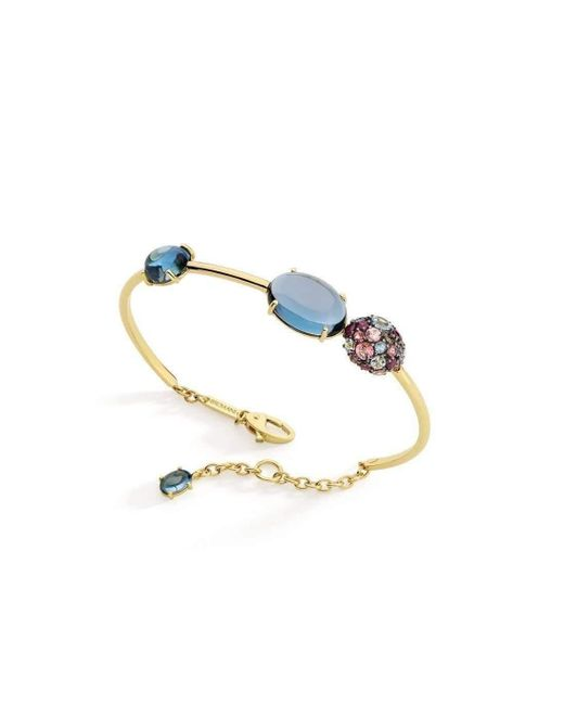 Brumani - Multicolor Baobab Bubbles Bracelet In Rose Gold - Lyst