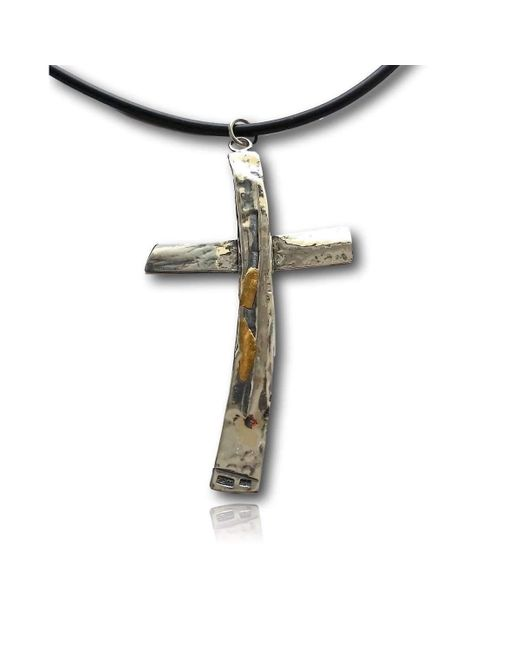 Gavin MacSporran Design   Multicolor Very Cross! Necklace for Men   Lyst
