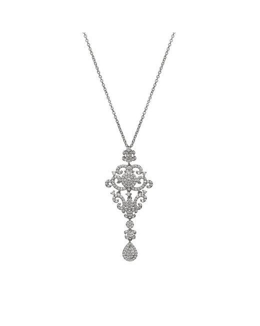 Lustre of London - Metallic Edwardian Pendant - Lyst