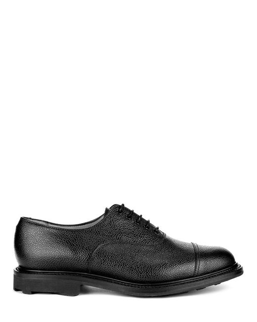 Jigsaw | Black Sanders X Oxford Shoe for Men | Lyst
