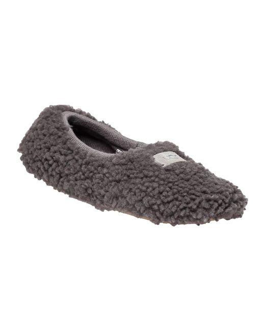 Ugg - Gray Birche Grey Sheepskin Slipper - Lyst