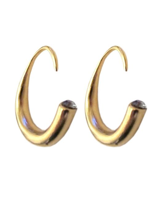 Jill Golden | Yellow Montgomery Earring | Lyst