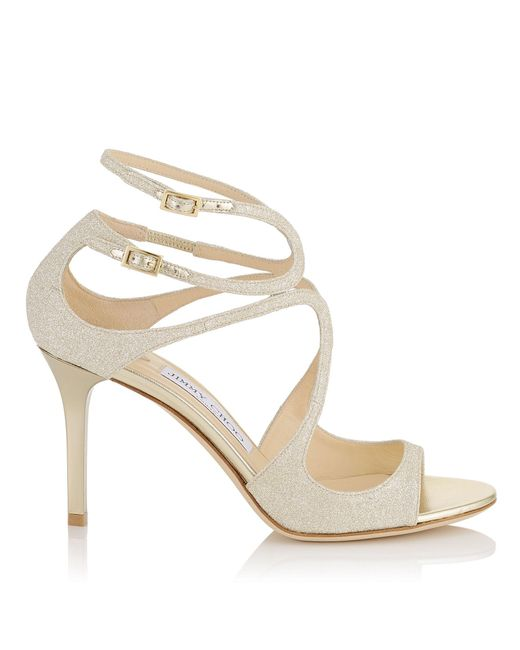 Jimmy Choo - Metallic Ivette - Lyst