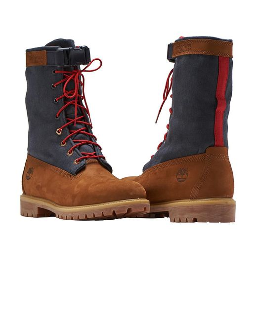Lyst Timberland 6 Premium Gaiter Boot In Brown For Men