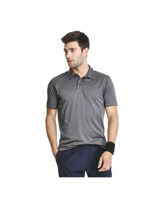 Joe Fresh | Gray Men's Active Polo for Men | Lyst