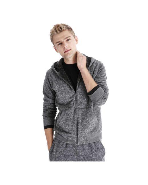 Joe Fresh | Gray Men's Active Hoodie for Men | Lyst