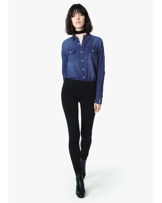 Joe's Jeans - Black The Icon - Lyst
