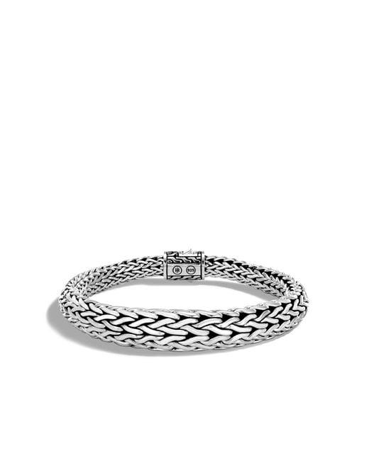 John Hardy | Metallic Classic Chain Graduated Bracelet | Lyst