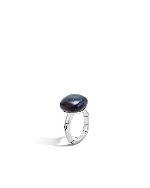 John Hardy - Blue Orb Ring With Labradorite - Lyst