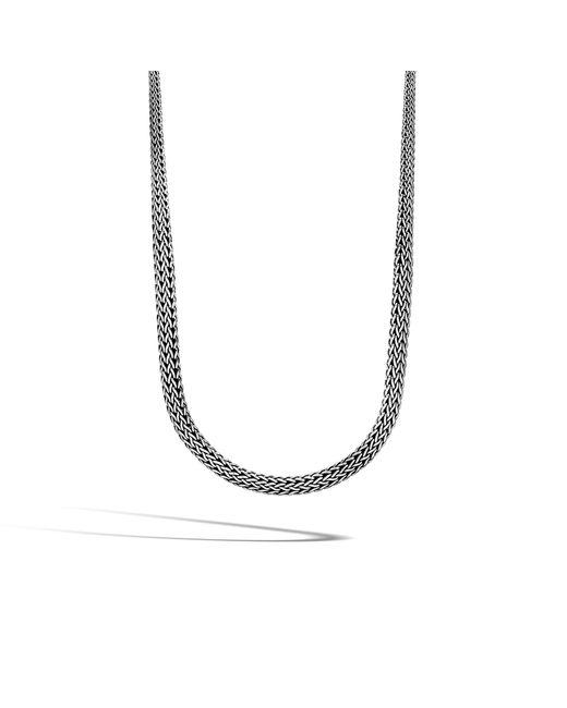 John Hardy | Multicolor Classic Chain Graduated Necklace | Lyst