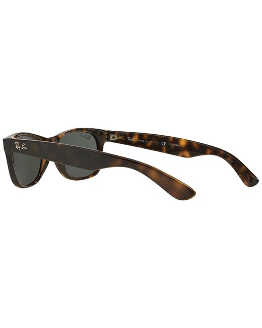df0dbbc854 ... Ray-Ban - Multicolor Rb2132 Unisex New Wayfarer Polarised Sunglasses -  Lyst ...