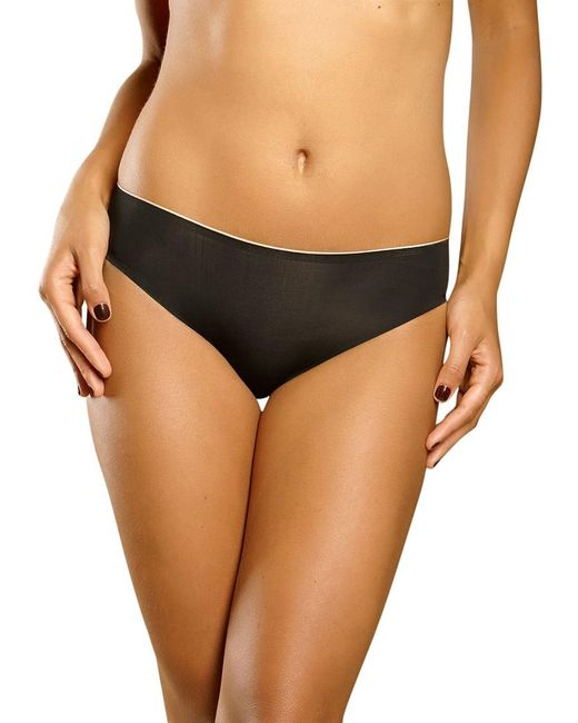 Chantelle | Black Irresistible Brazilian Briefs | Lyst