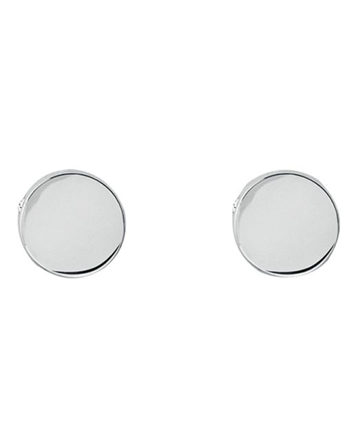 Dyrberg/Kern - Metallic Swarovski Crystal Stud Earrings - Lyst
