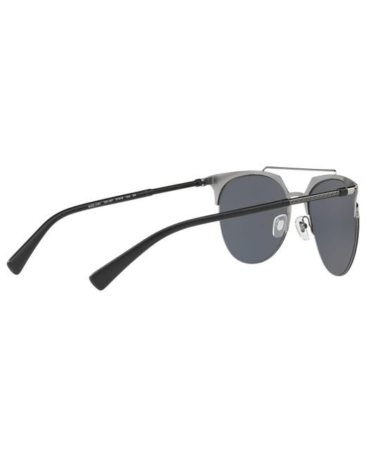 708b084164f2 ... Lyst Versace - Metallic Ve2181 Men s Aviator Sunglasses for Men ...