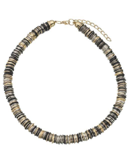 John Lewis | Metallic Multi Rings Necklace | Lyst