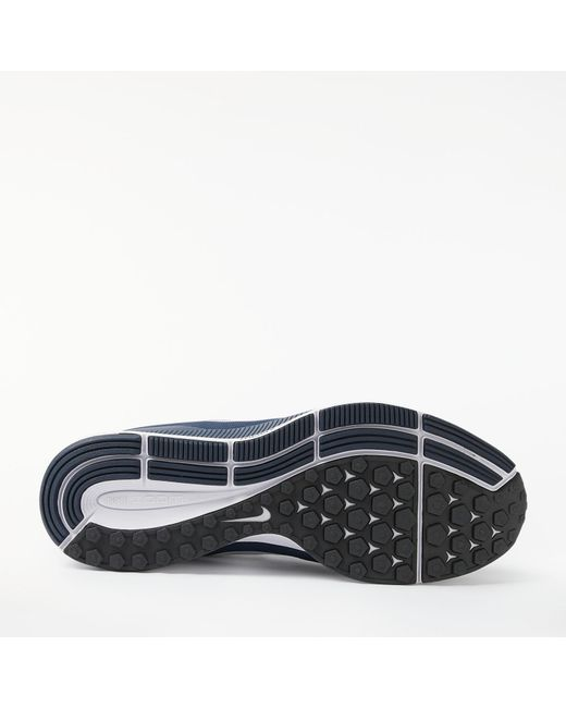 ... Lyst Nike | Blue Air Zoom Pegasus 34 Men's Running Shoes for Men ...