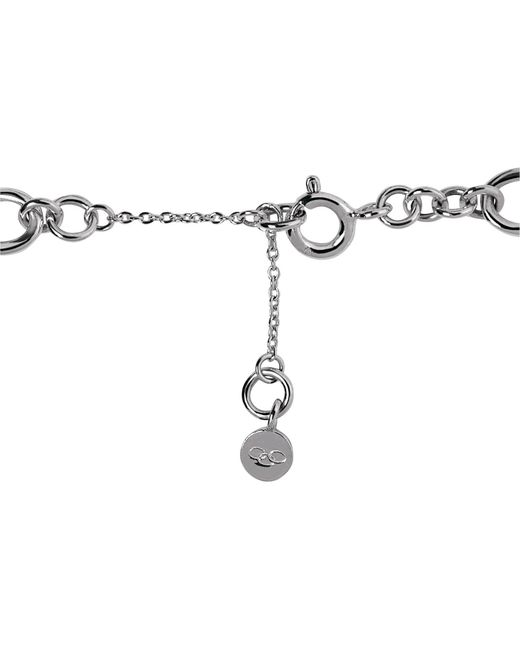 John Lewis - Metallic Links Of London Sweetie Xs Sterling Silver Chain Charm Bracelet - Lyst