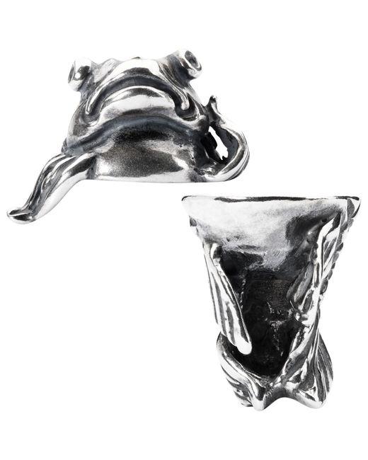 Trollbeads | Metallic Sterling Silver Fantasy Frog Pendant | Lyst