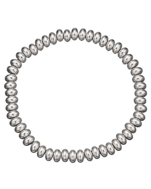 John Lewis | Metallic Plain Bead Bracelet | Lyst