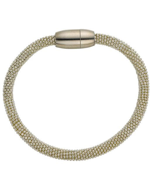 John Lewis | Metallic Mini Effervescence Bangle | Lyst