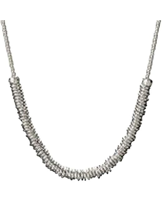 Links of London | Metallic Sterling Silver Sweetie Chain Necklace | Lyst