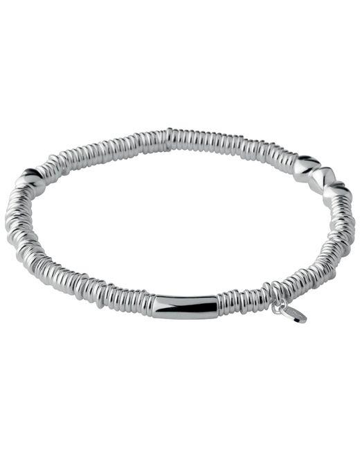 Links of London | Metallic Sweetie Sterling Silver Heart Xs Bracelet | Lyst