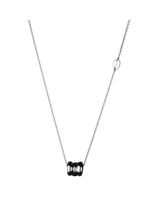 Links of London | Metallic Sterling Silver Sweetie Signature Pendant Necklace | Lyst