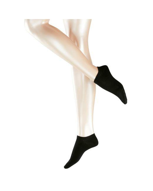 Falke | Black Active Breeze Trainer Socks | Lyst