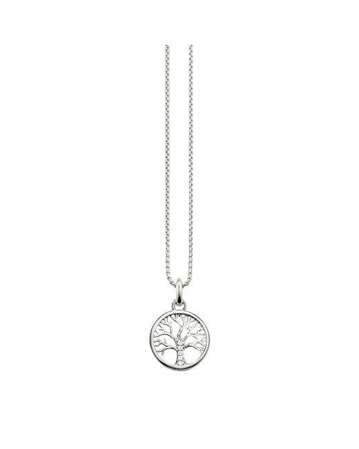 Thomas Sabo - Metallic Glam & Soul Filigree Tree Pendant Necklace - Lyst