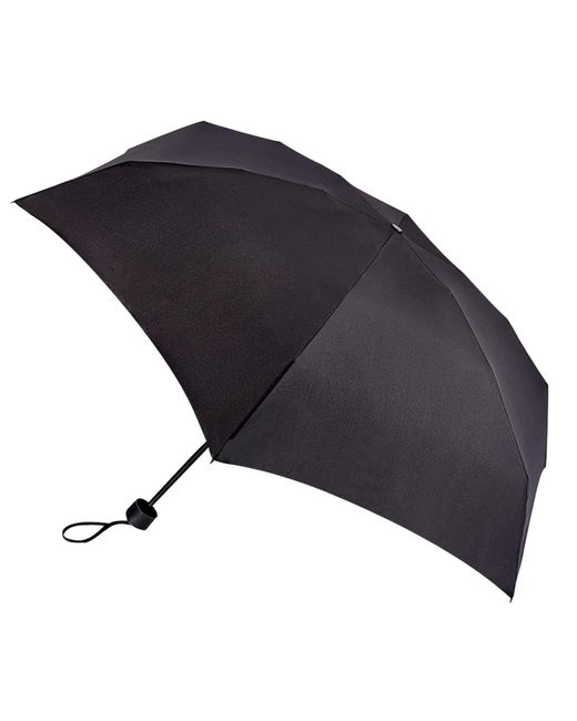 Fulton | Black Round Umbrella | Lyst