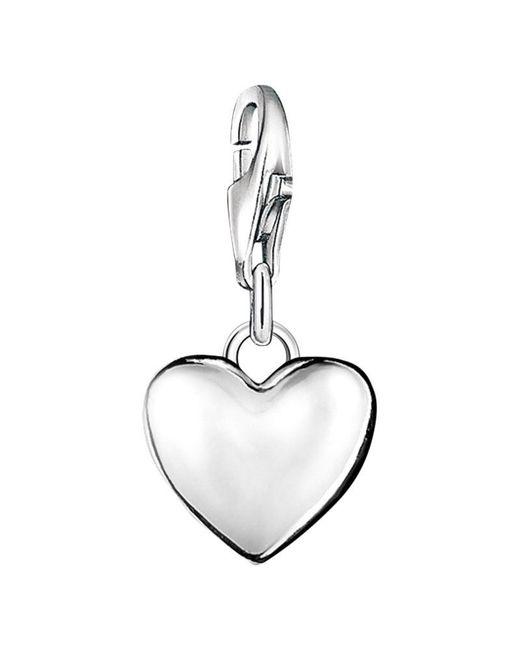 Thomas Sabo - Metallic Charm Club Beaded Ring Necklace - Lyst