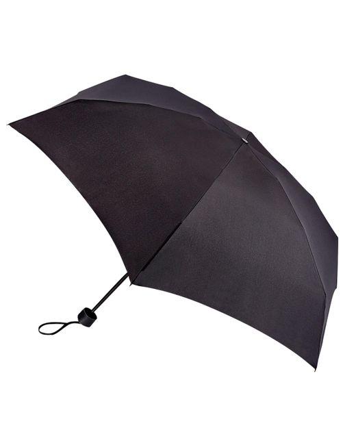 Fulton - Black Round Umbrella - Lyst