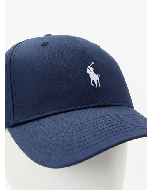 83379fe4b0f Ralph Lauren Polo Golf By Fairway Cap in Blue for Men - Save 20% - Lyst