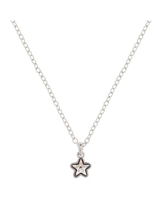 Ted Baker - Metallic Cathlyn Swarovski Crystal Star Necklace - Lyst