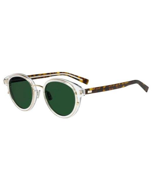 0a48786cc584c Dior Blacktie2.0s K Oval Sunglasses in Green for Men - Lyst