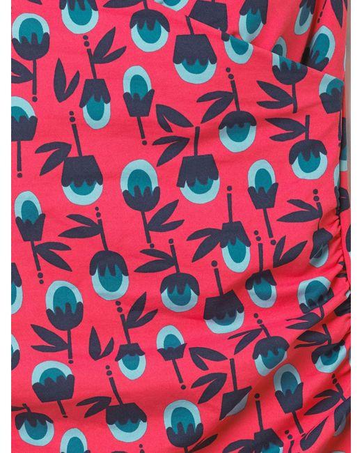59956eb073b8b ... White Stuff - Pink Rio Floral Tankini Top - Lyst