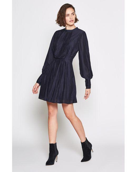 6325c2f9b3 Joie - Blue Alexina Dress - Lyst ...