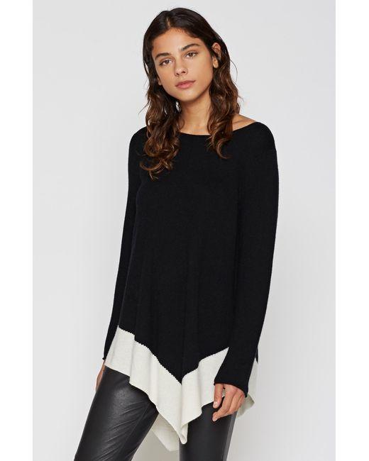 Joie | Black Tambrel M Wool Sweater | Lyst