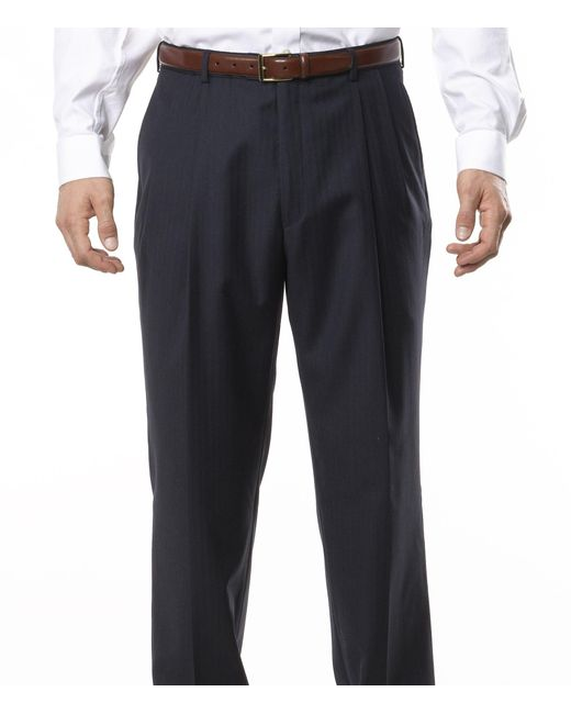 Jos. A. Bank | Blue Signature Collection Regal Fit Pleated Front Suit Separate Pants for Men | Lyst