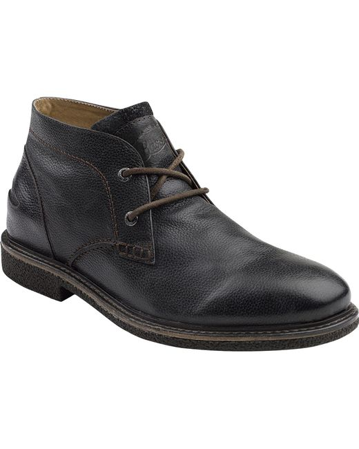 Jos. A. Bank - Black Clarks Stratton Limit Plain Toe Boot for Men - Lyst