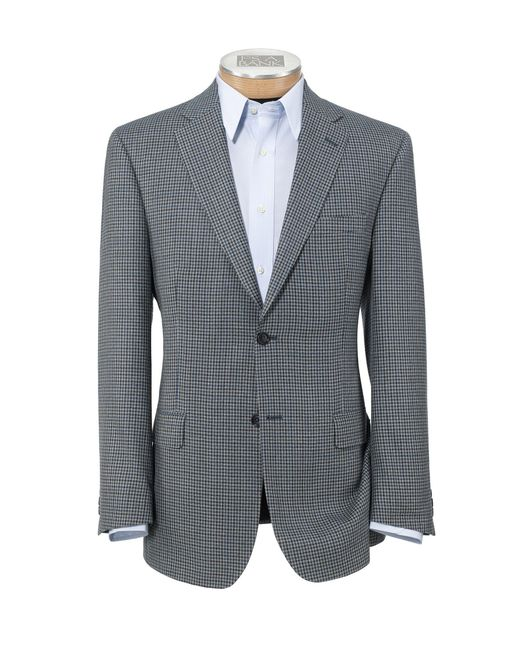 Jos. A. Bank | Gray Traveler Tailored Fit 2-button Sportcoat Clearance for Men | Lyst