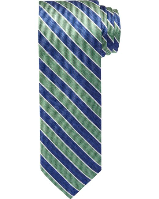 Jos. A. Bank - Green 1905 Collection Thin Stripes Tie for Men - Lyst