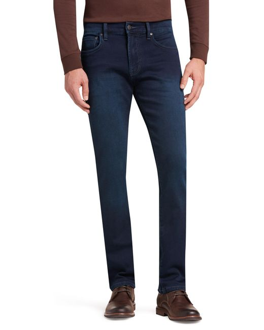 Jos. A. Bank - Blue Reserve Collection Traditional Fit Knit Denim Jeans for Men - Lyst