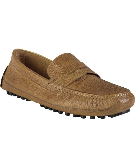 Jos. A. Bank | Brown Grant Canoe Penny Loafer By Cole Haan for Men | Lyst